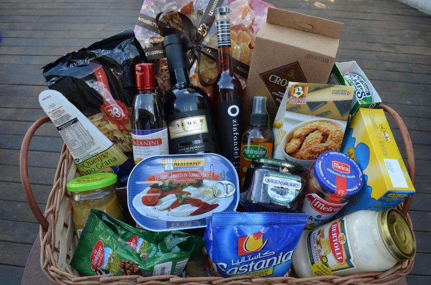 Populares Produtos para montar cesta de Natal 2017 JR04