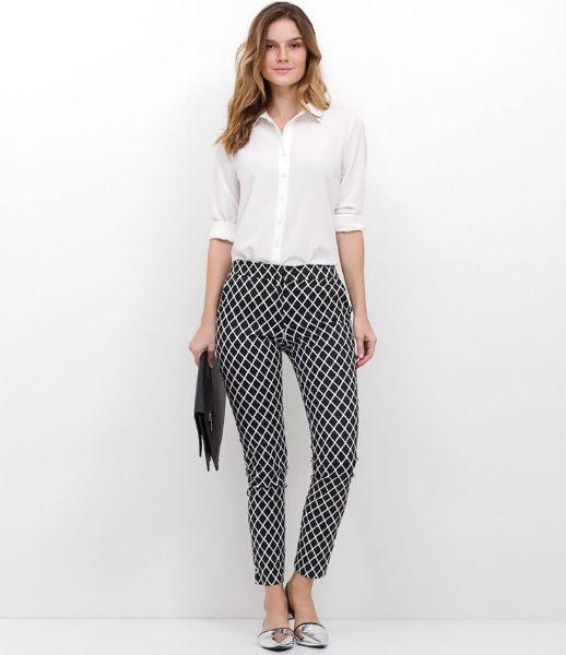 Roupas elegantes para o verão calças