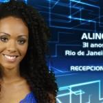 Aline, 31 anos, mora no Rio de Janeiro (RJ). Trabalha como recepcionista. (Foto:Divulgação)
