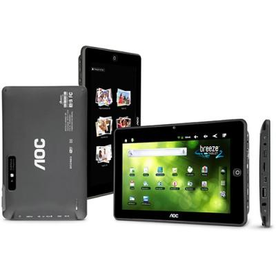 Tablets AOC: modelos, preços