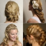 Os penteados proporcionam muita elegâncias às madrinhas. (Foto: divulgação)