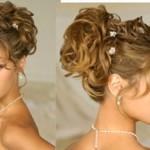 Vários modelos de penteados podem ser feitos nas madrinhas. (Foto: divulgação)