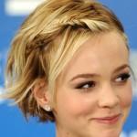 As tranças podem ser feitas em cabelos curtos. (Foto: divulgação)