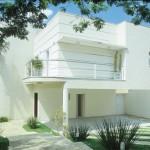 Escolha um modelo de fachada que agrade o seu estilo (Foto: Divulgação)
