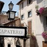 A fachada antiga é capaz de contar histórias sobre o lugar. (Foto:Divulgação)