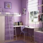 O lilás é uma cor delicada e feminina. (Foto:Divulgação)