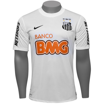 Camisa oficial do Santos: preços, onde comprar