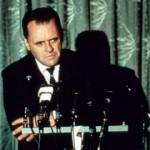 Anthony Hopkins - Nixon (Foto: Divulgação)