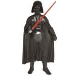 O vilão de Star Wars, Darth Vader, é uma das opções para meninos. (Foto: divulgação)