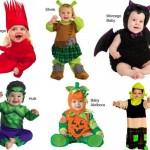 As fantasias para bebês são muito divertidas. (Foto: divulgação)