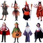 Fantasias com temas de halloween fazem sucesso. (Foto: divulgação)