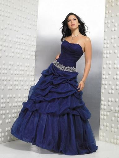 Vários modelos podem ser usados nas festas de 15 anos. (Foto: divulgação)