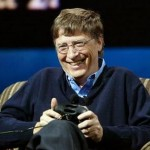 Bill Gates é outro famoso que tem QI alto, 151 (Foto: Divulgação)