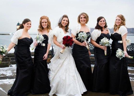 Usar preto no casamento: sim ou não?