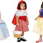 """As """"princesas"""" são as fantasias favoritas do público infantil feminino. (Foto: divulgação)"""