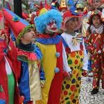 Os meninos também se fantasiam no Carnaval. (Foto: divulgação)