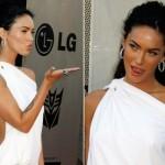 Os looks de Megan Fox lançam tendências de moda. (Foto:Divulgação)