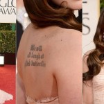 A atriz sempre se destaca no tapete vermelho. (Foto:Divulgação)