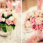 Veja como a decoração de casamento em rosa pode ser diferenciada (Foto: Divulgação)