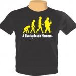 Escolha a camiseta que combina com seu estilo. (Foto: divulgação)