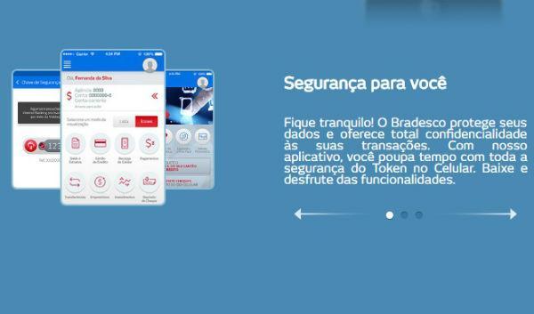 Bradesco Mobile - Acesse sua conta Bradesco pelo seu celular