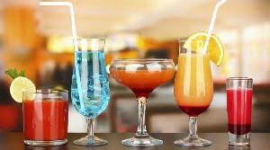 Bebidas saudaveis para carnaval