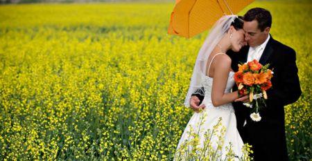 Maquiagem para casamento no campo: dicas
