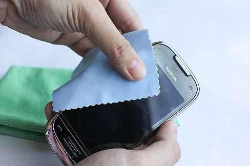 Gadgets touch: como limpar