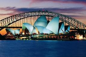 Pacote de viagem Oceania CVC 2016 sydney