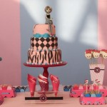 Bolo da Monster High. (Foto:Divulgação)