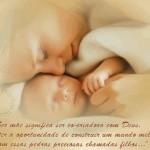 Mais uma imagem linda para o Dia das Mães (Foto: Divulgação)