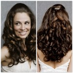 Valorize os cachos no penteado. (Foto: divulgação)