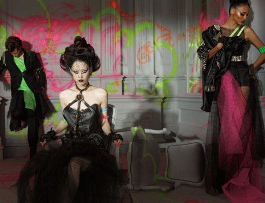 Coleção MAC Cosmetics Punk