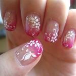 Nail Art perfeita para uma mulher vaidosa e feminina. (Foto:Divulgação)