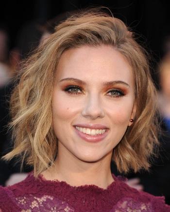 Corte de Scarlett Johansson. (Foto:Divulgação)