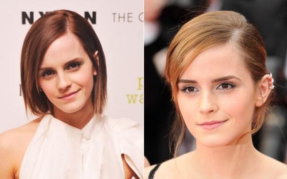 Corte de Emma Watson. (Foto:Divulgação)