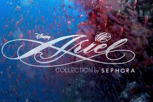 Nova Disney Collection da Ariel by Sephora