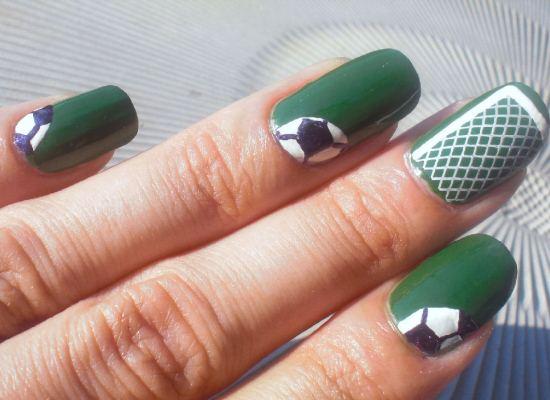 Nail Arts para Copa do Mundo 2014: dicas, fotos