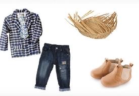 Roupas de festa junina para bebês: dicas, fotos