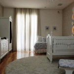 Várias decorações podem ser feitas no quarto de casal com bebê. (Foto: divulgação)
