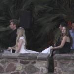 Algumas imagens do pré-casamento (Foto: Divulgação)