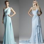 Os vestidos são muito bonitos. (Foto: divulgação)