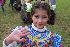 Maquiagem de festa junina para crianças: passo a passo, fotos