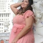 Um vestido rosa e delicado. (Foto:Divulgação)