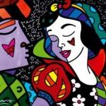 Romero Britto é um dos pintores de maior sucesso da atualidade. (Foto:Divulgação)