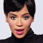 Beyoncé apareceu em um dos seus clipes com cabelo curto. (Foto:Divulgação)