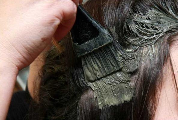 Argiloterapia para couro cabeludo