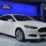 Ford Fusion (Foto: Divulgação)