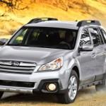 Subaru Outback (Foto: Divulgação)