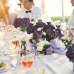 O almoço de casamento é muito mais econômico do que o jantar. (Foto:Divulgação)